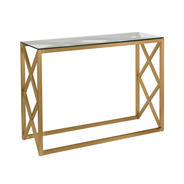 Iliomar Console Table by Mercer41