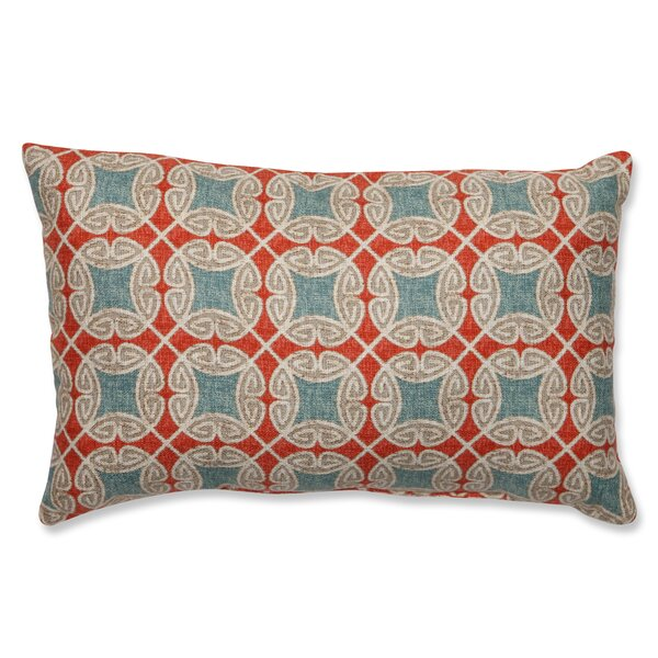 Colmar Cotton Lumbar Pillow by World Menagerie