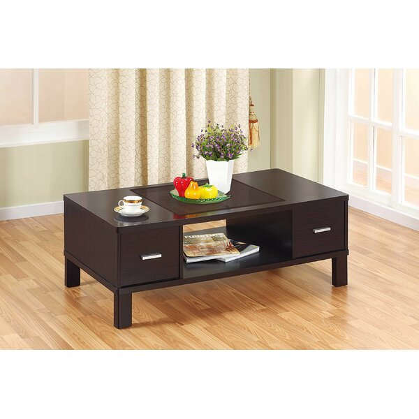 Featherstone Coffee Table By Winston Porter