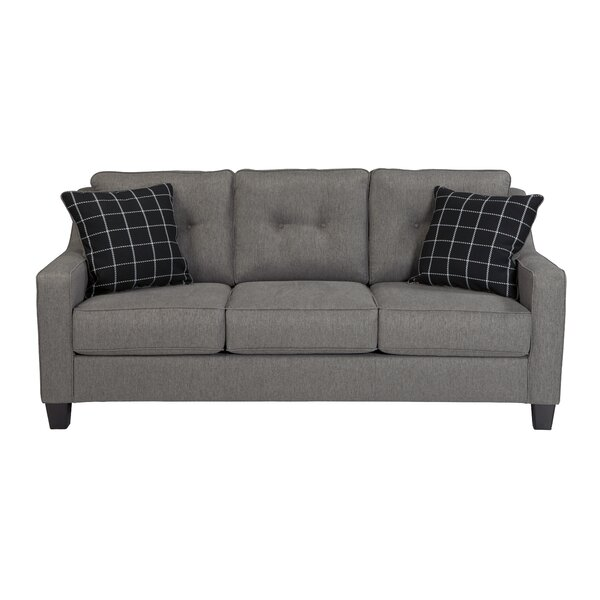 Adel Queen Sleeper Sofa by Charlton Home