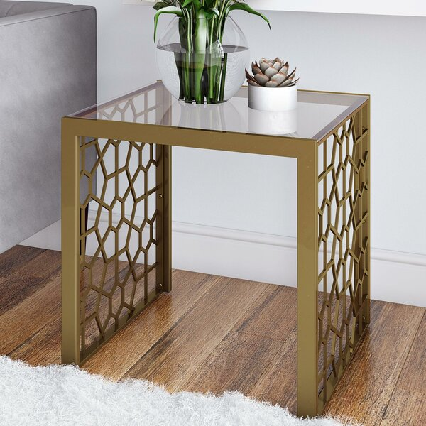 Juliette End Table by CosmoLiving by Cosmopolitan