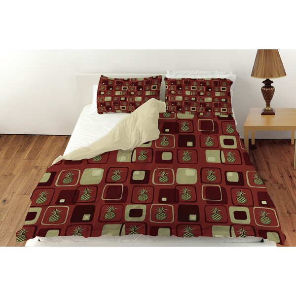 Deco Pineapple Duvet Cover Collection