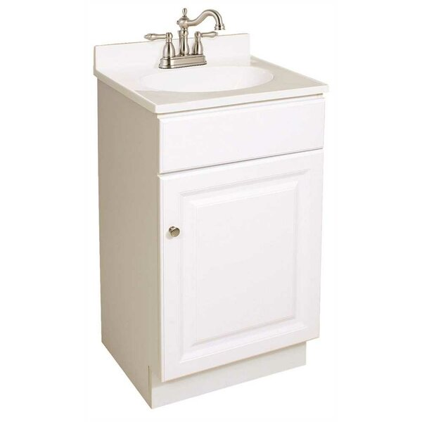 Wyndham 18 Bathroom Vanity Base by Design House
