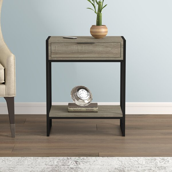Poteet End Table By Foundry Select