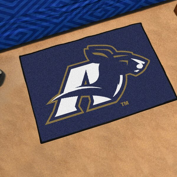 NCAA University of Akron Starter Doormat by FANMATS