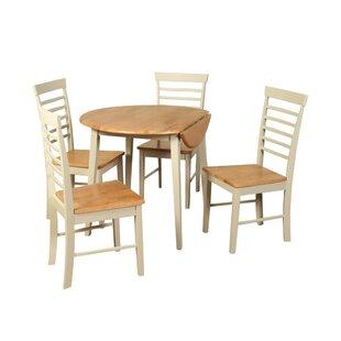 Very small kitchen tables wayfair ardentown folding dining table watchthetrailerfo