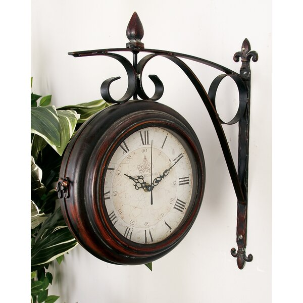 Metal Wall Clock by Cole & Grey| @ $68.99