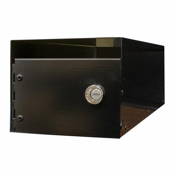 Lewiston E1 Economy Mailbox Locking Insert Security Kit by Qualarc