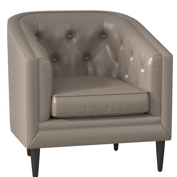 Bedford Barrel Chair by Wayfair Custom Upholstery™