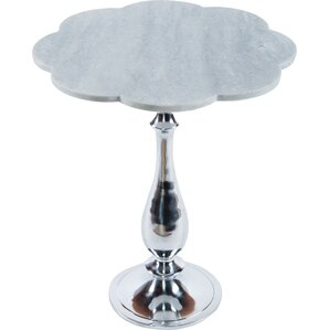 Nola Marble Side Table by ..