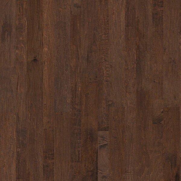 Farmton Random Width Engineered Maple Hardwood Flooring in Wards by Shaw Floors