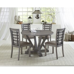 Keely 5 Piece Dining Set By Gracie Oaks