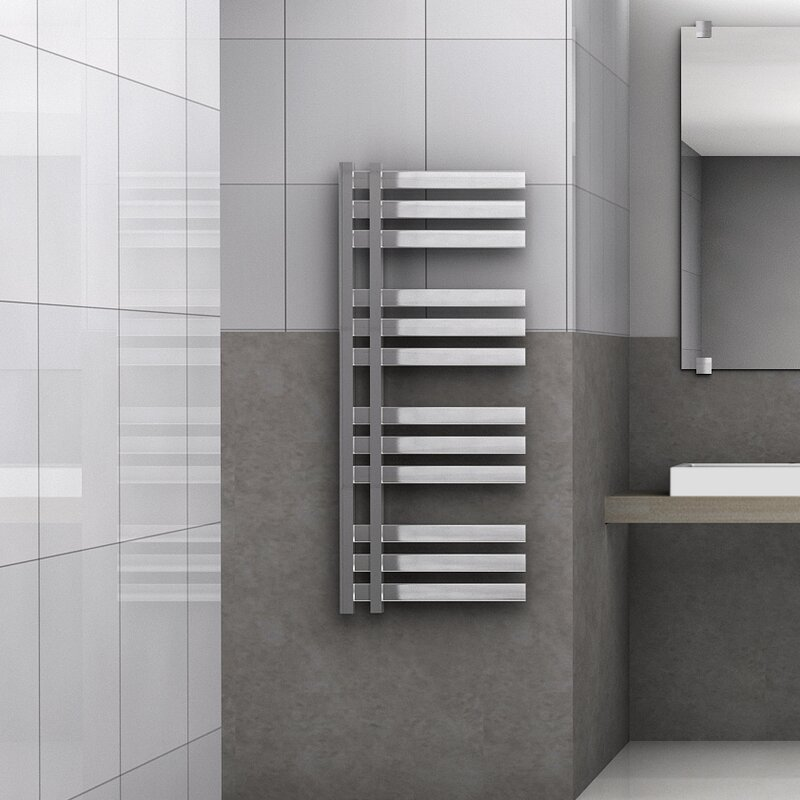 Lioni Wall-Mounted Hydronic Towel Warmer