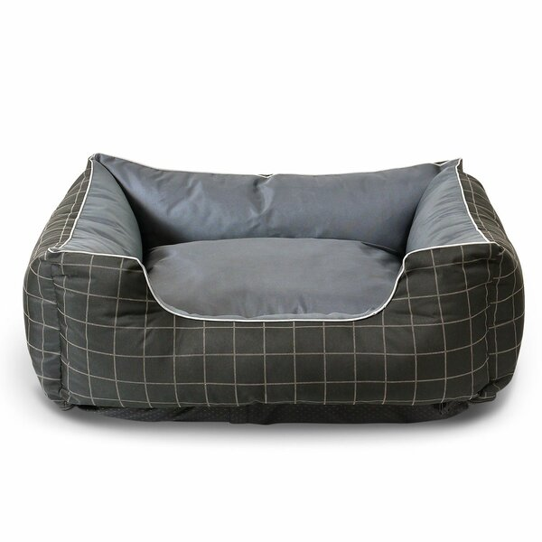 Rummond Pet Bed Bolster with Inner Cushion by Tucker Murphy Pet