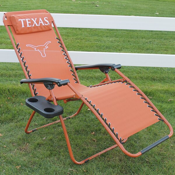 Reclining Zero Gravity Chair by College Covers