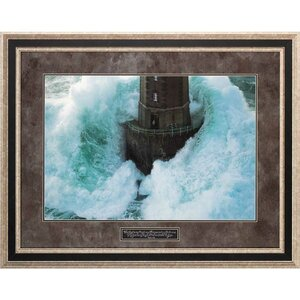 'Lighthouse' Framed Photographic Print by Longshore Tides