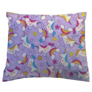 Best Unicorns Crib Pillow Case BySheetworld