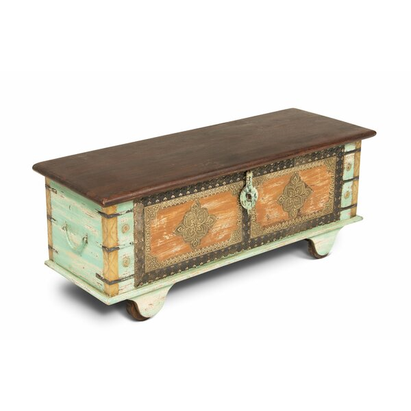 Brooks Bay Storage Trunk by Bungalow Rose