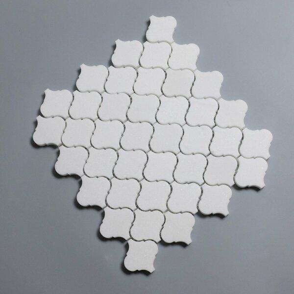 10 x 10.25 Marble Mosaic Tile