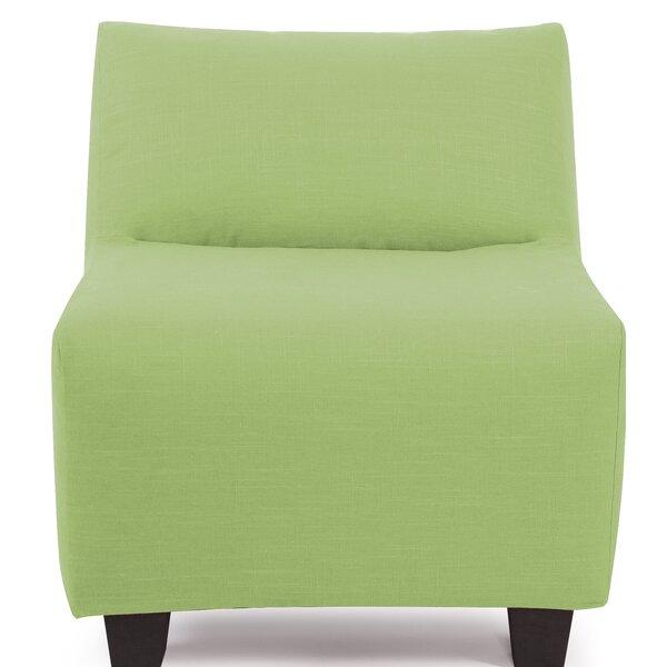 Goulart Prairie Linen Slipper Chair By Latitude Run