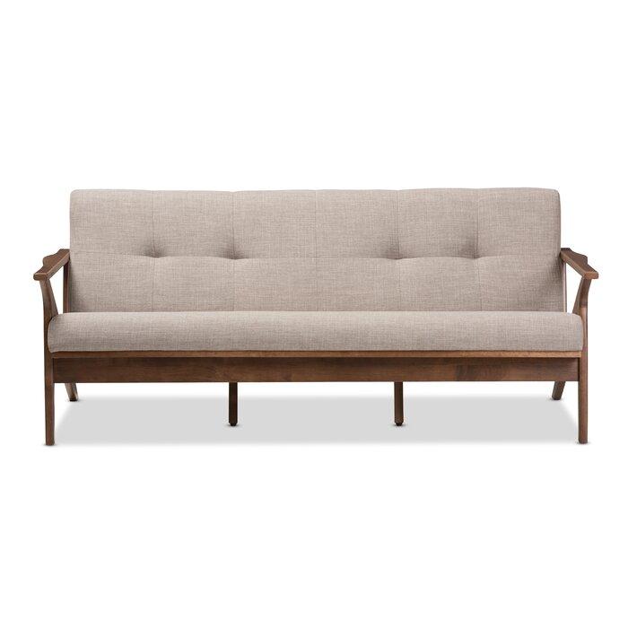 Wojtala Mid-Century Modern Sofa