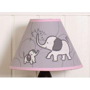 Uno lamp shades youll love wayfair elephant 10 empire lamp shade aloadofball Images