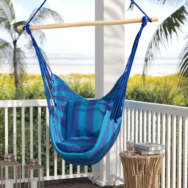 Svenn Cotton and Polyester Chair Hammock by Beachcrest Home