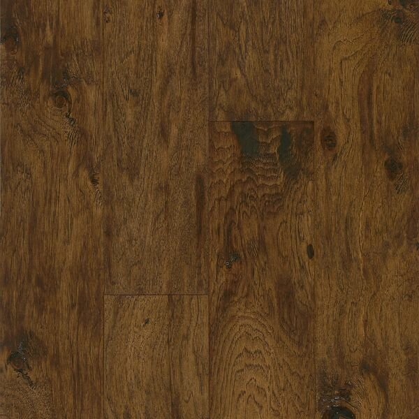 American Scrape 5 Engineered Hickory Hardwood Flooring in Eagle Nest by Armstrong Flooring