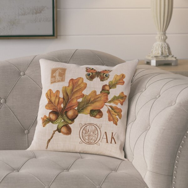 Chadbury Throw Pillow by August Grove
