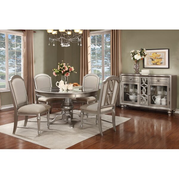 Anette 5 Piece Dining Set by Willa Arlo Interiors