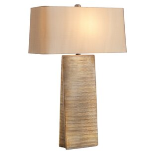 Reviews Ravi 30.5 Table Lamp By ARTERIORS
