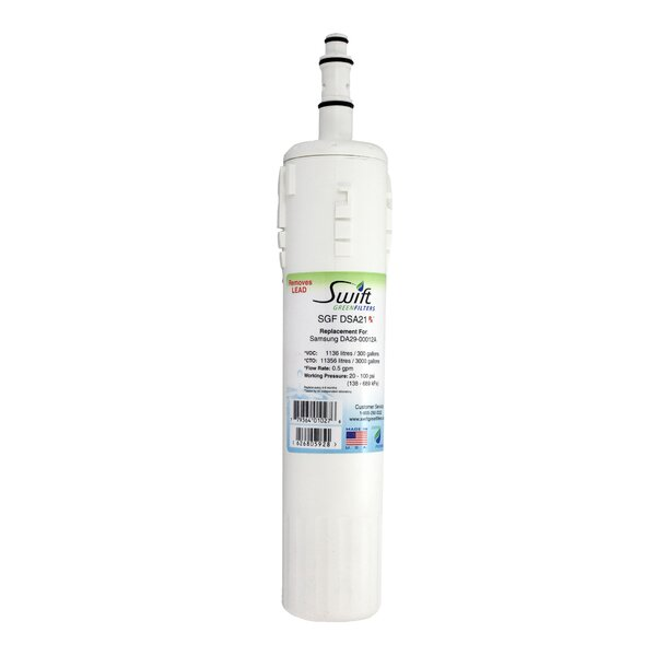 Pharmaceutical Refrigerator/Icemaker Replacement Filter by Swift Green Filters