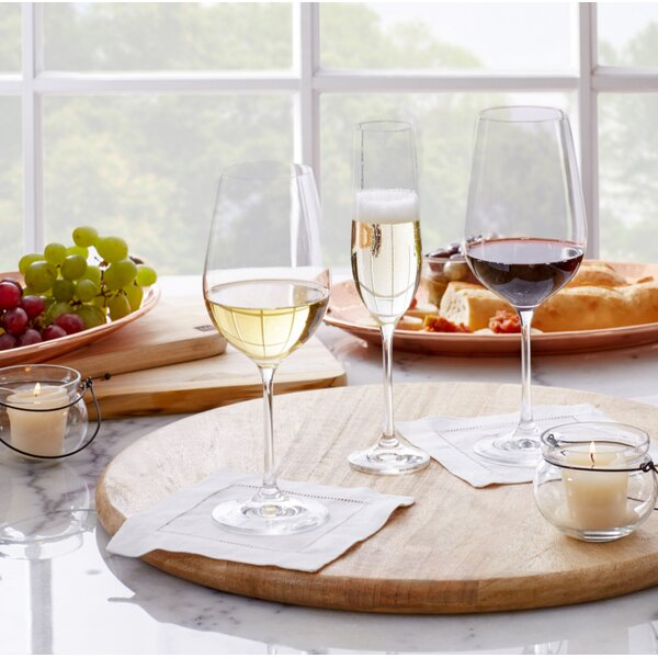 Wayfair Basics 36 Piece Wine & Champagne Glass Set by Wayfair Basics™
