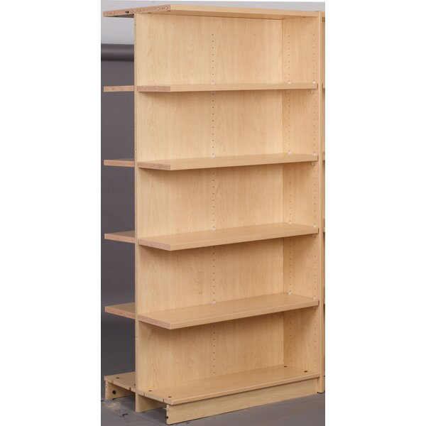 Library Adder Standard Bookcase by Stevens ID Systems