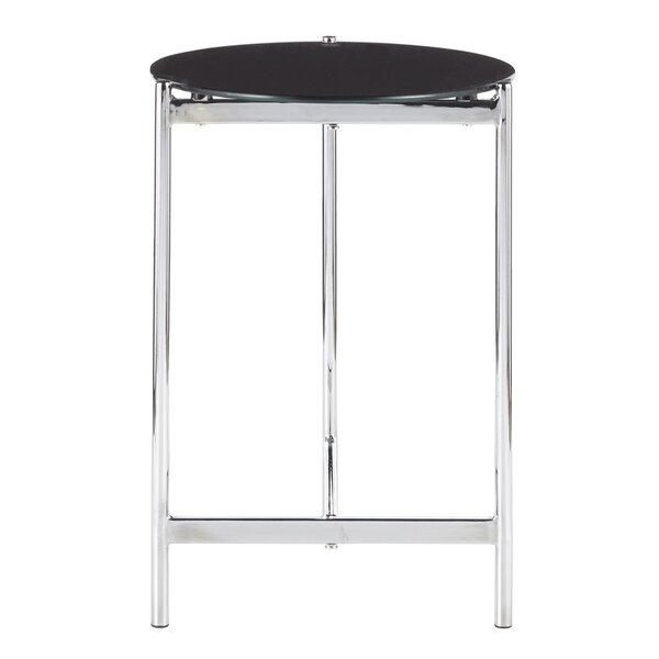 Wednesday End Table by Wrought Studio