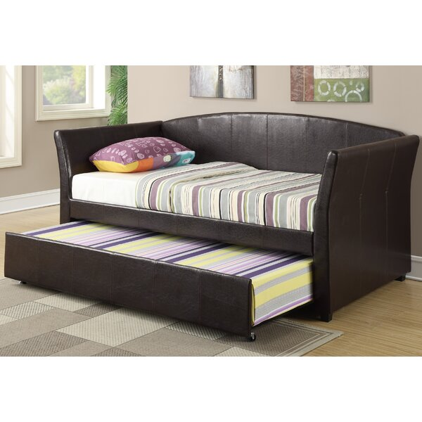 Oakern Twin Daybed with Trundle