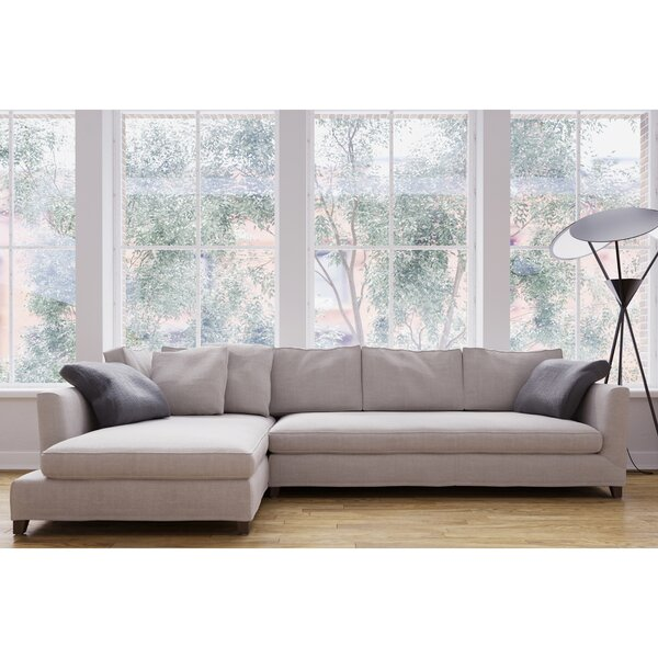 Bryleigh Left Hand Facing Sectional By Brayden Studio