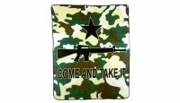 Come And Take It Rifle Polar Fleece Blanket by Flags Importer