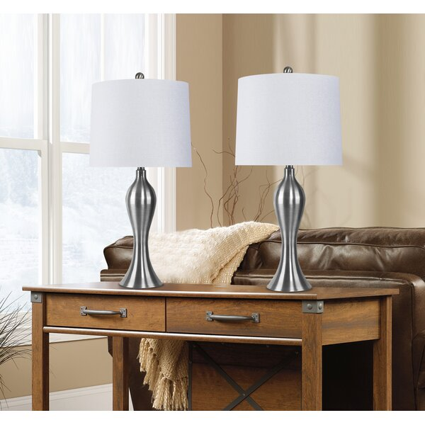 Treyvon 29 Table Lamp (Set of 2) by Winston Porter