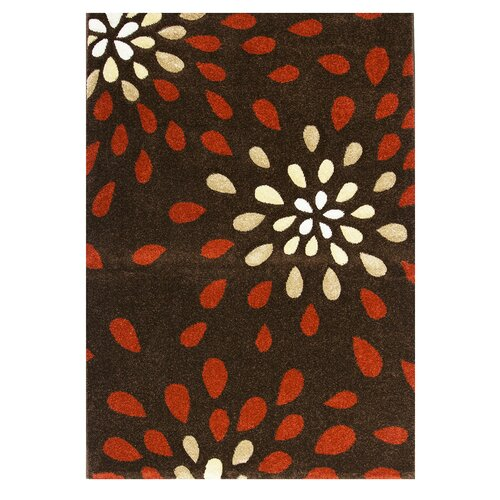 Rennerdale Brown Rug Ophelia and Co. Rug Size: Runner 70 x 1