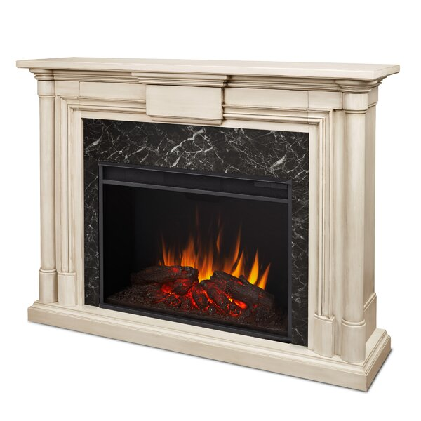 Maxwell Grand Electric Fireplace by Real Flame