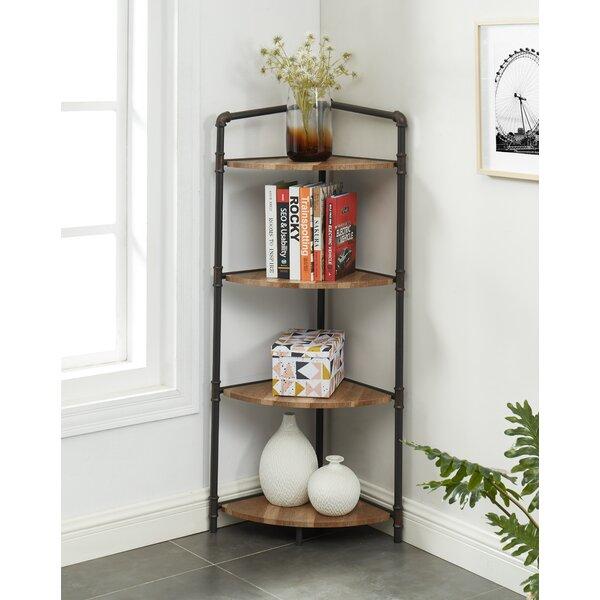 Burkey Corner Bookcase By Gracie Oaks