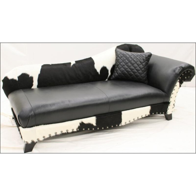 Old Hickory Tannery Left Arm Chaise Lounge | Perigold