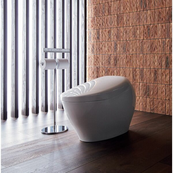 Neorest® Dual-Flush Elongated One-Piece Toilet with High Efficiency Flush (Seat Included) by Toto