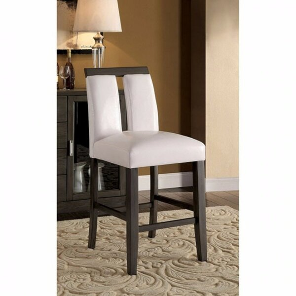 Ballintoy Contemporary Counter Upholstered Dining Chair (Set of 2) by Orren Ellis