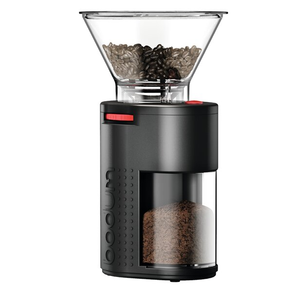 Bistro Electric Burr Coffee Grinder by Bodum