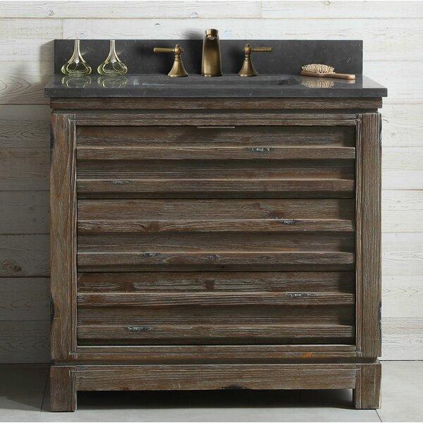 Dorida Wood 36'' Single Bathroom Vanity Set by Union Rustic