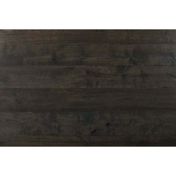 Old Town 7-2/5 Engineered Oak Hardwood Flooring in Gray by Albero Valley