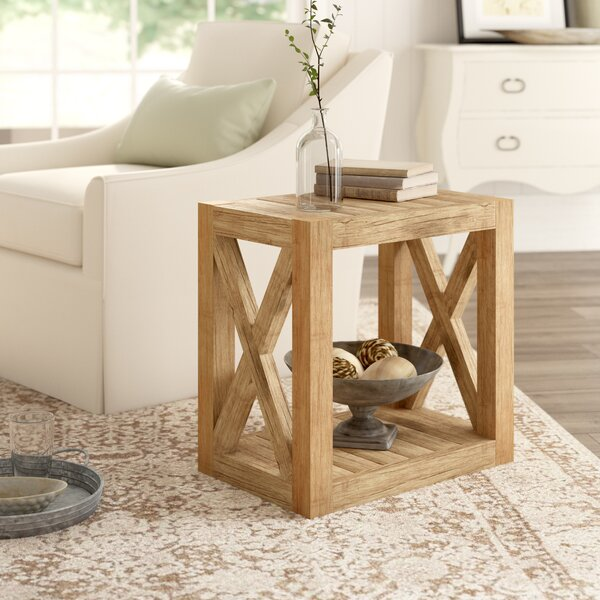 Wrightstown Side Table by Birch Lane™ Heritage