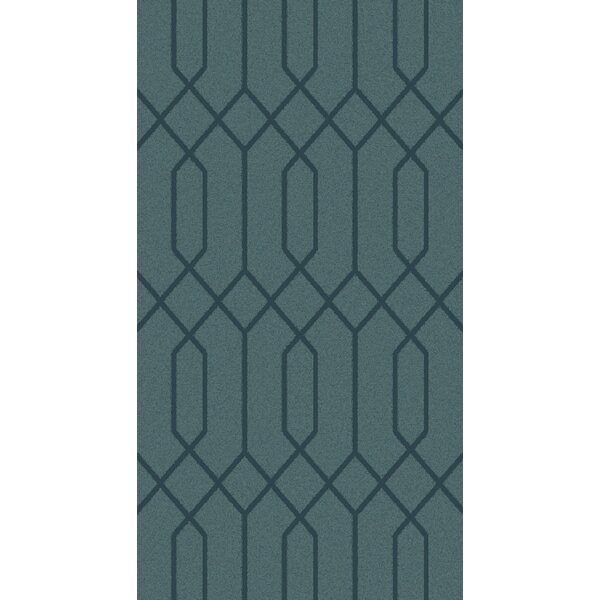 Rarden Teal Area Rug by Darby Home Co